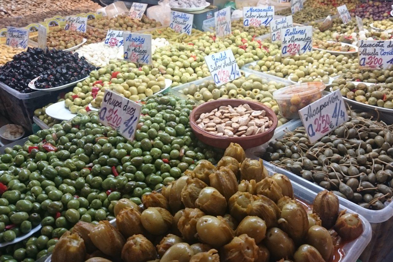 Markthalle Malaga