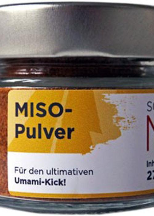 Miso Pulver
